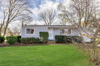 Bohemia Single Family Home For Sale: 34 14th St