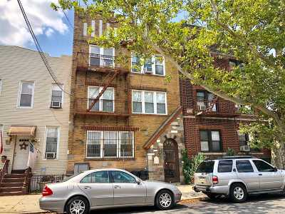 Ridgewood Multi Family Home For Sale: 66-06 60 Pl