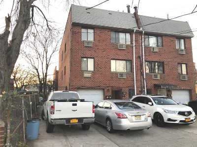 Ozone Park Multi Family Home For Sale: 103-12 92 St