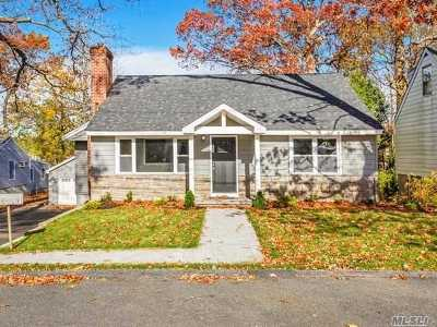 Huntington Sta NY Multi Family Home For Sale: $489,000