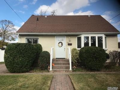 Nassau County Single Family Home For Sale: 450 Pershing Blvd