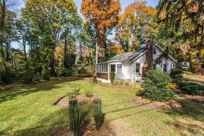 Huntington NY Single Family Home For Sale: $529,000