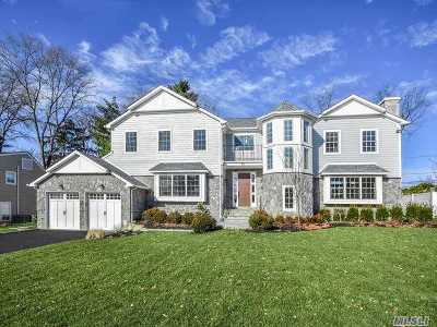Nassau County Single Family Home For Sale: 80 Chestnut Rd