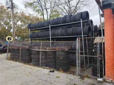 Queens County Commercial For Sale: 14003 Rockaway Blvd