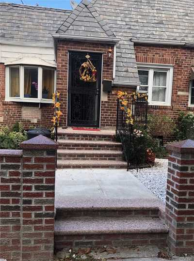 Jackson Heights Single Family Home For Sale: 24-41 82 St