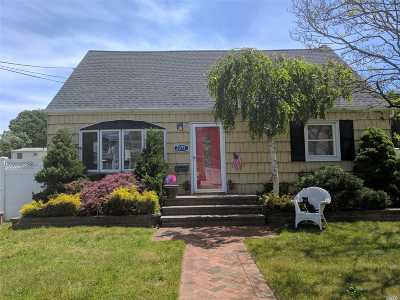 Wantagh Single Family Home For Sale: 2373 Mermaid Ave