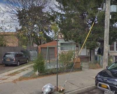 Elmhurst Residential Lots & Land For Sale: 81 -15 Kneeland Ave