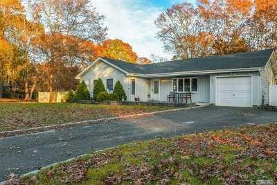 Medford Single Family Home For Sale: 8 Emily Ct