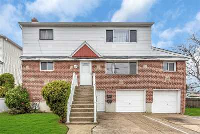 Island Park Multi Family Home For Sale: 568 Long Beach Rd