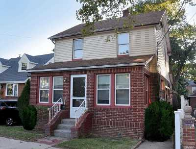 Floral Park Single Family Home For Sale: 87-86 257th St
