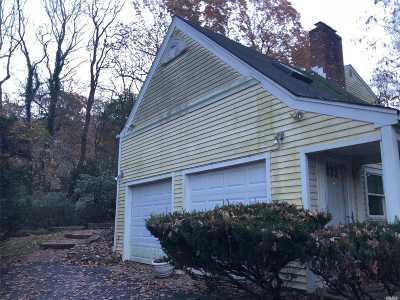Stony Brook Single Family Home For Sale: 1552 Stony Brook Rd