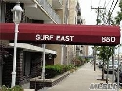 Long Beach Condo/Townhouse For Sale: 650 Shore #1Q