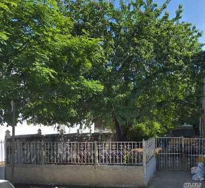 Brooklyn Residential Lots & Land For Sale: 709 Shepherd Ave