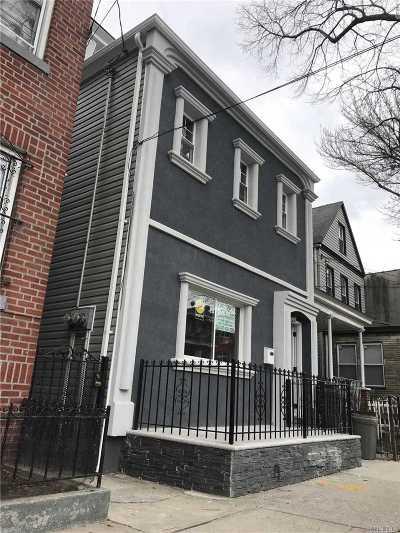 Flushing Multi Family Home For Sale: 33-33 101st St