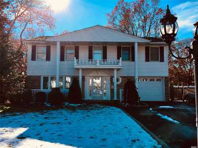Commack Single Family Home For Sale: 42 Chatham Rd