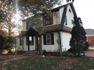 Hempstead Single Family Home For Sale: 38 Ann St