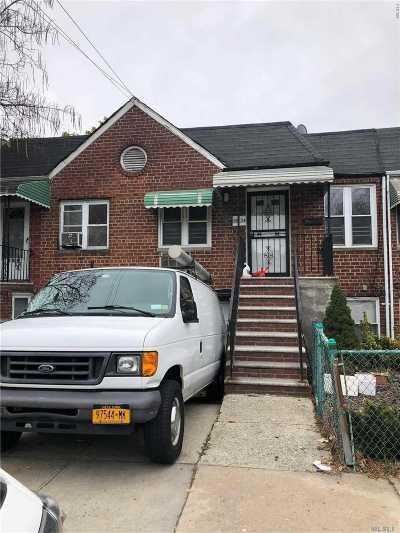 Flushing Multi Family Home For Sale: 59-24 164 St