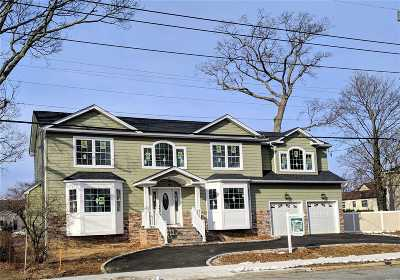 Massapequa Single Family Home For Sale: 47 Clark St