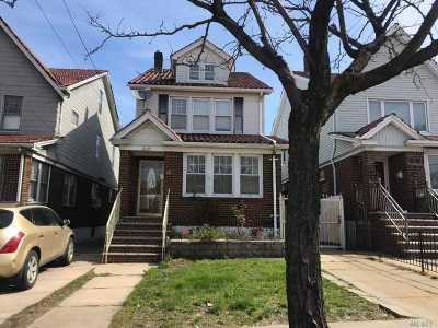 Glendale Single Family Home For Sale: 81-37 Woodhaven Blvd Blvd