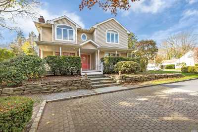 Smithtown Single Family Home For Sale: 158 Landing Ave