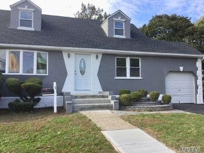 East Meadow Single Family Home For Sale: 71 Carman Ave