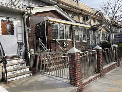 Woodhaven Single Family Home For Sale: 91-21 91st St