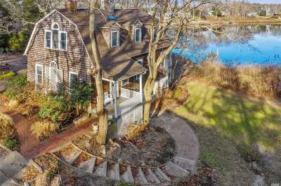 Mattituck Single Family Home For Sale: 1645 Marratooka Rd