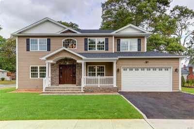 Massapequa Single Family Home For Sale: 16 Chicago Ave