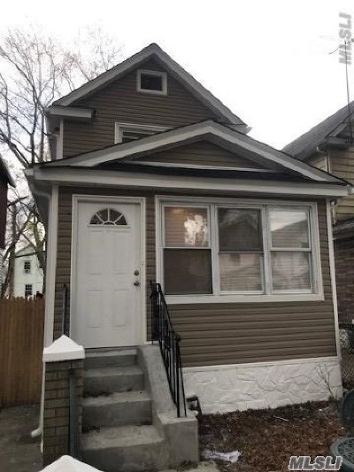 Jamaica NY Single Family Home For Sale: $549,000