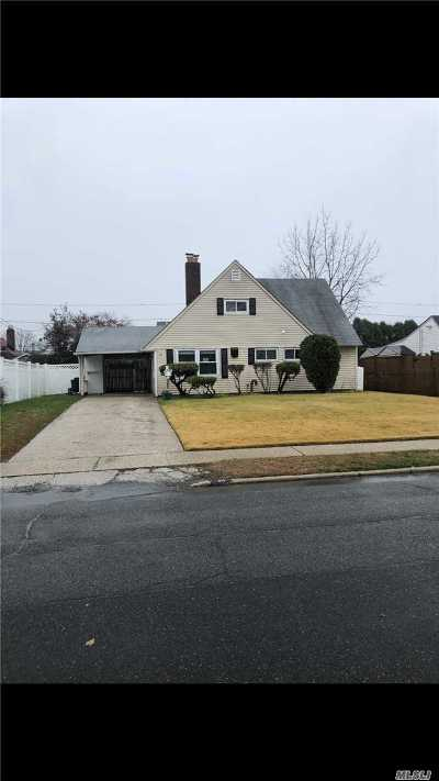 Wantagh Single Family Home For Sale: 30 Downhill Ln