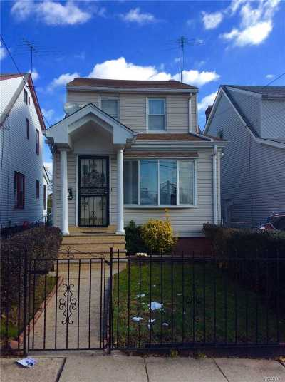 Queens Village Single Family Home For Sale: 92-27 214th St