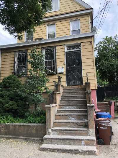 Woodside Single Family Home For Sale: 66-16 50th Ave