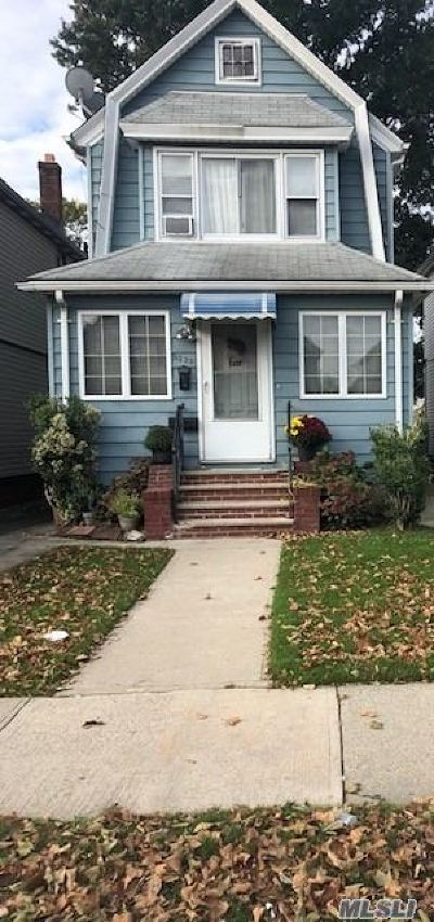 Jamaica NY Single Family Home For Sale: $259,990