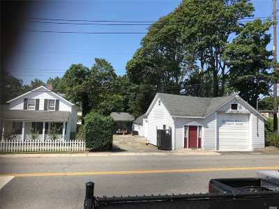 Sayville Commercial For Sale: 84 Lincoln Ave