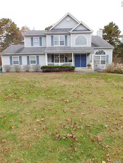 Middle Island Single Family Home For Sale: 26 Winterberry Dr