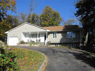 Setauket Single Family Home For Sale: 183 Old Town Rd