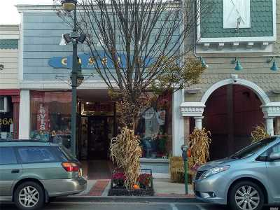 Lynbrook Commercial For Sale: 28 Atlantic Ave