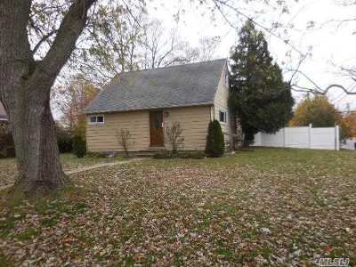 Brentwood  Single Family Home For Sale: 12 Polly Dr