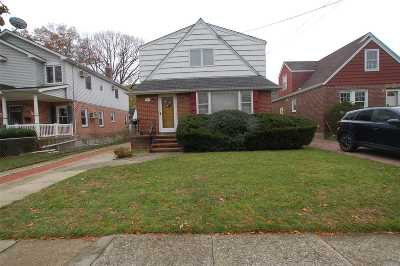 New Hyde Park Single Family Home For Sale: 1005 Terrace Blvd