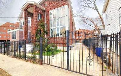 Flushing Single Family Home For Sale: 143-51 Franklin Ave