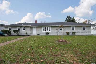 Massapequa Single Family Home For Sale: 99 Roosevelt Ave