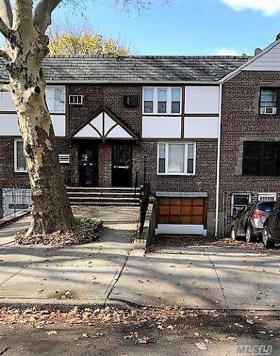 Jackson Heights Single Family Home For Sale: 31-44 70th St