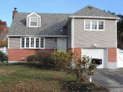 Bethpage Single Family Home For Sale: 58 S Parkview Cir