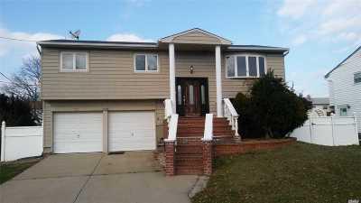 Massapequa Single Family Home For Sale: 142 Cove St