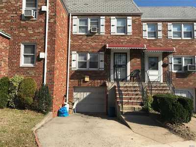 Flushing Single Family Home For Sale: 36-37 Francis Lewis Blvd