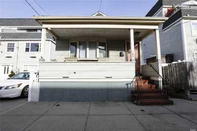 Rockaway Park Single Family Home For Sale: 182 Beach 99th St