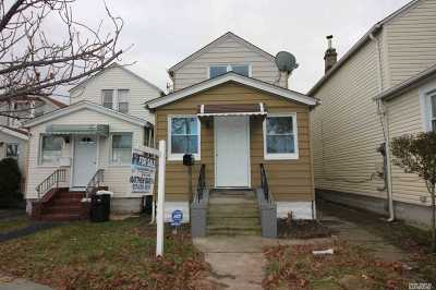Jamaica Single Family Home For Sale: 166-04 S Conduit Ave