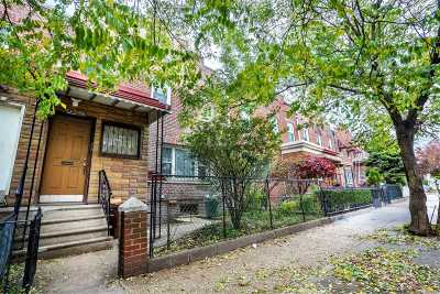 Woodside Multi Family Home For Sale: 45-24 50th St