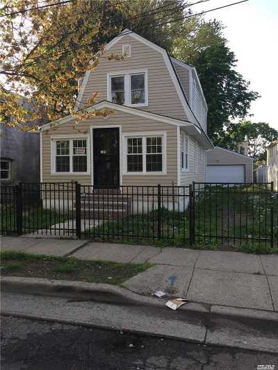 Hempstead Single Family Home For Sale: 185 Harvard St