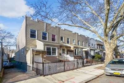 Ozone Park Multi Family Home For Sale: 95-36 75th St